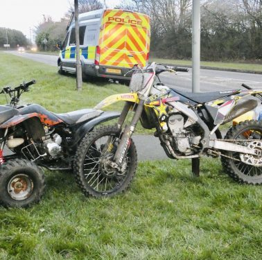 """Read more about """"It's time for tracker technology to help tackle reckless riders"""", says PCC Kim McGuinness"""