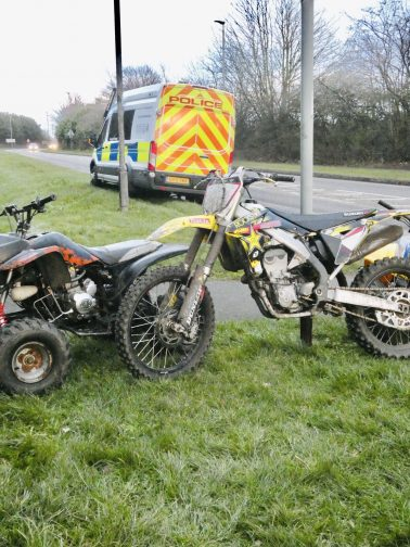 """""""It's time for tracker technology to help tackle reckless riders"""", says PCC Kim McGuinness"""