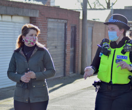 """Read more about """"We must address women's safety concerns for the good of the region"""", says PCC Kim McGuinness"""