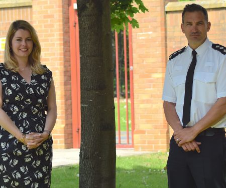Read more about Force takes part in revolutionary project to steer young offenders away from court
