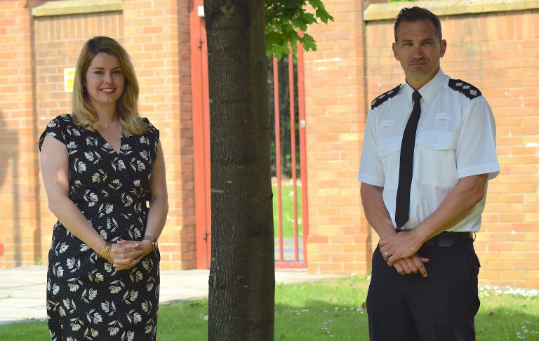 Force takes part in revolutionary project to steer young offenders away from court