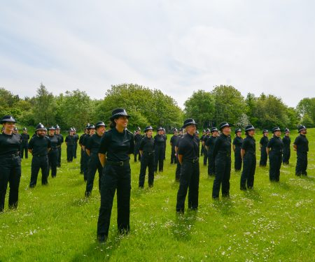 Read more about 553 new recruits have joined Northumbria Police since March 2020, smashing Government targets