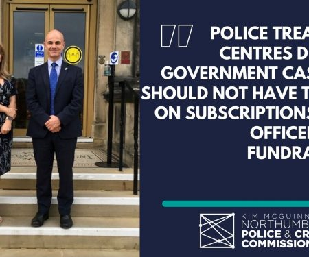 """Read more about PCC Kim McGuinness calls for Police wellbeing charity to start receiving government cash """"out of respect"""""""