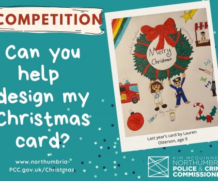 Read more about Christmas Card Competition 2021